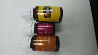 Essential oil. Young living