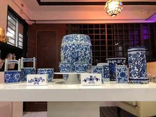 antique Chinese ceramic vases