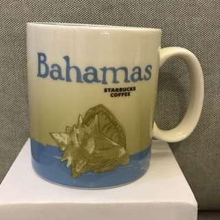 Starbucks City Icon Mug - Bahamas