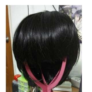 Black MSN Wig