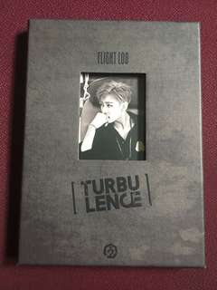 Got7 Flight Log: Turbulence Album UNSEALED BamBam Version