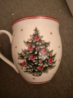 Villeroy and Boch Christmas Mug