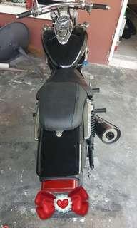 Kawasaki Vulcon 250cc