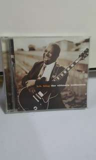 Cd English b b king