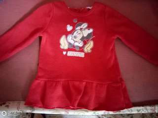 Infants clothes all in