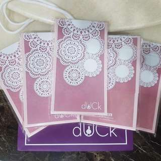 Doily Duck Eid Packets Set
