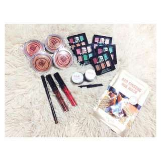 Buy 1 Item Get 1 Item Free Make-Up