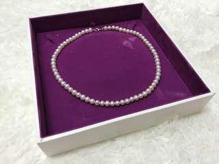 (NEW) My Diamond Pearl Necklace