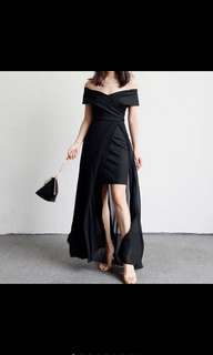 DRESS BANGKOK HITAM