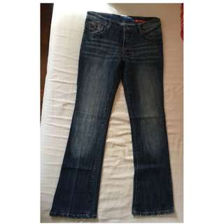 Seven 7 For All Mankind bootcut jeans size 28