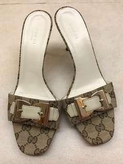 Gucci shoes 38.5