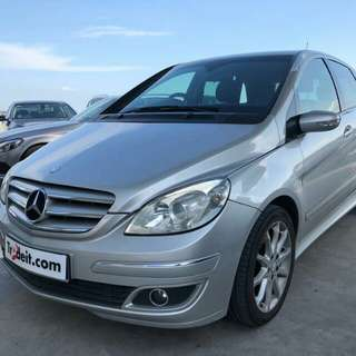 MERCEDES B170 2008 NICE CONDTION