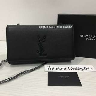 Customer's Order YSL Leather Satchel Bag