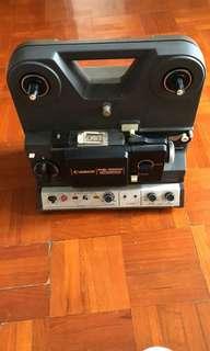 8米厘電影放影機