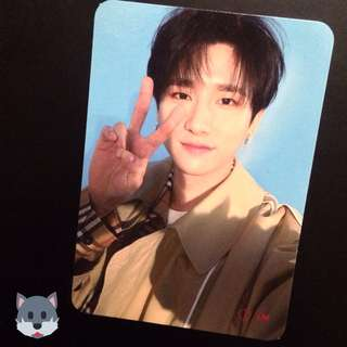 MONSTA X I.M VER 1 THE CONNECT PHOTOCARD