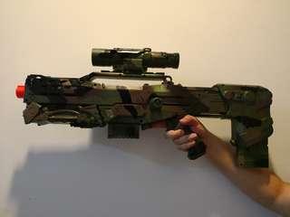 Nerf Long Shot (Modified)