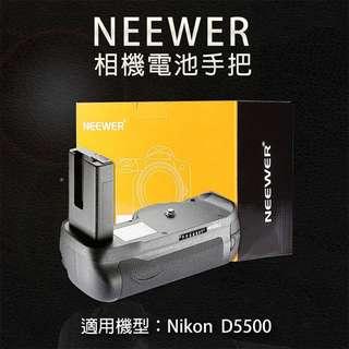 EEWER 尼康電池手把Nikon D5500專用 垂直手把 相機手把 ENEL14鋰電池 彰化市