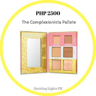 The Complexionista Palette