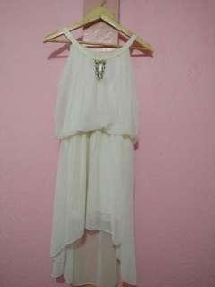Maria White Dress