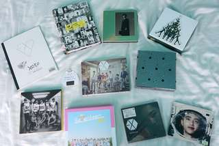 KPOP ALBUMS INC PC
