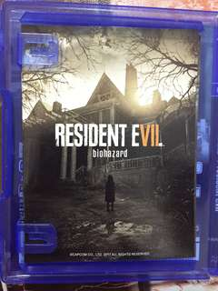 Resident Evil BIOHAZARD PS4 (PS VR Compatible)