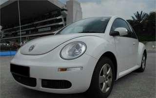 VW Beetle SG