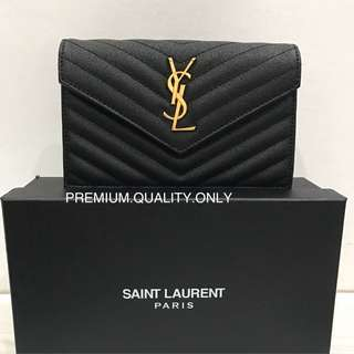 Customer's Order YSL Monogramme Wallet on Chain
