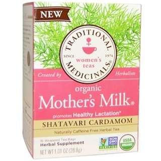 Traditional Medicinals - Organic Mother's Milk