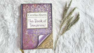 The Book Of Tomorrow by Cecilia Ahern HB
