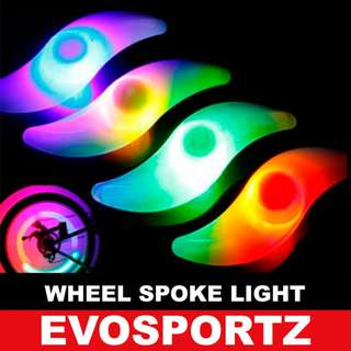 Wheel Spokes Light