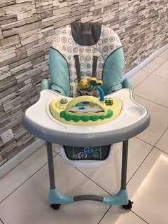 Kid dinner chair
