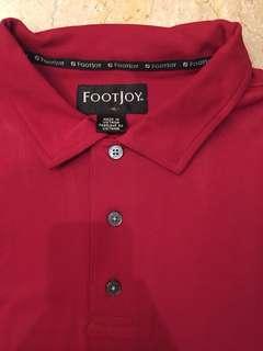 Kaos Polo Footjoy size XXL