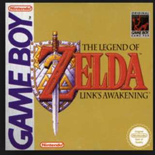 🚚 [PO] The Legend Of Zelda: Link's Awakening