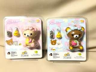 <現貨> Rilakkuma 3D 鬆馳熊 八達通配飾