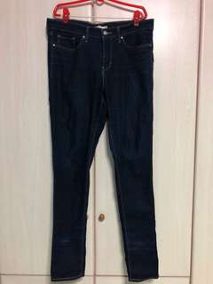 LEVI'S Jeans 311 Shaping Skinny (size 31)