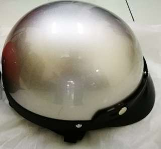 Helmet Half (Baru)