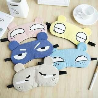 Eye sleeping mask (cover)