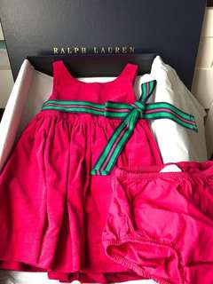 Ralph Lauren Babygirl Dress