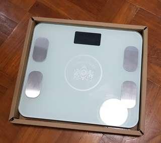 Chronovski body scale