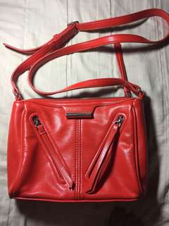 Nine West Red Sling Bag