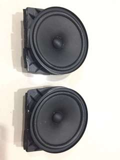 20W Blaupunkt Car speaker (1 pair)