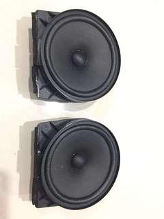 20W Blaupunkt Car speaker (1 pair)
