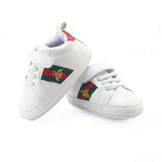 Infant Baby Shoes White Sneakers