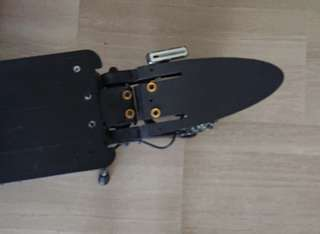 Carbonrevo long mudguard