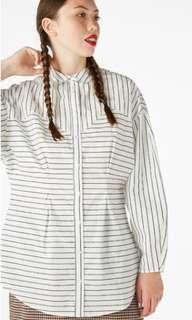 Monki Bustier Blouse/Shirt