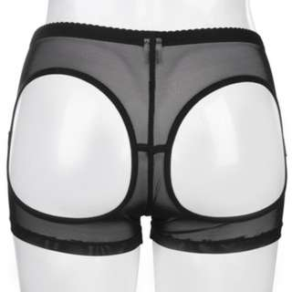 (377)Butt Lifter Enhancer Booty Short Pant Shaper Control Invisible Sexy Shapewear