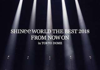 SHINee World From Now On in Tokyo Dome