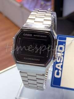 CASIO A168WEM-1