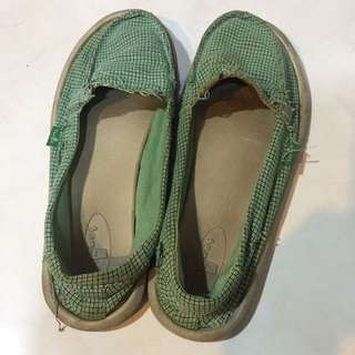 Sanuk懶人鞋