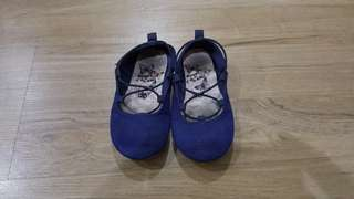 Girl Shoes 3-4yr H&M